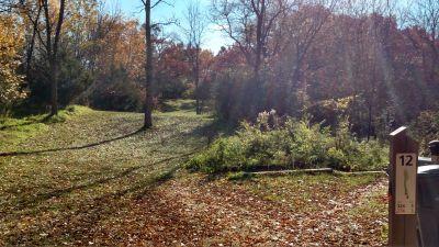 Bryant Lake Park, Main course, Hole 12 Long tee pad