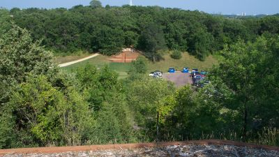 Bryant Lake Park, Main course, Hole 17 Tee pad