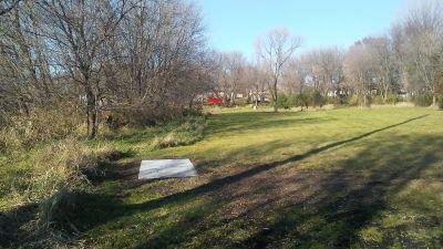 Southside Park, Main course, Hole 4 Long tee pad