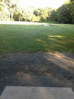 Hansen Park, Main course, Hole 12 Long tee pad