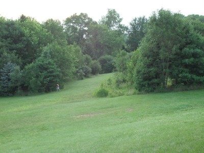 Plamann, Apple Creek, Hole 16 Tee pad