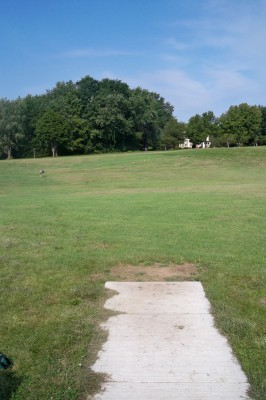 Baraboo Lions, Main course, Hole 15 Short tee pad