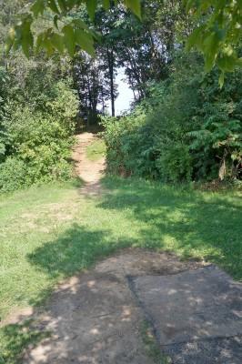 Baraboo Lions, Main course, Hole 14 Tee pad