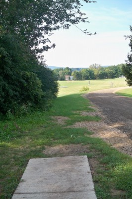Baraboo Lions, Main course, Hole 10 Short tee pad