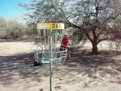 Mesquite Grove, Main course, Hole 3 Putt