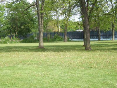 Dr. George W. Hilliard Park, Main course, Hole 5 Tee pad