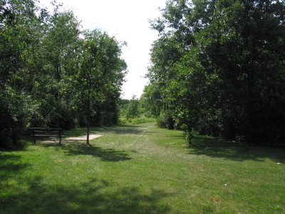 Vallarta-Ast, Main course, Hole 9 Long tee pad