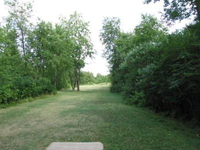 Vallarta-Ast, Main course, Hole 13 Long tee pad