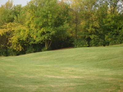 Grignon Park, Main course, Hole 5 Tee pad