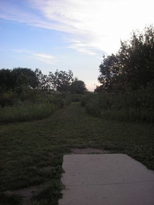 University of Wisconsin Parkside, East, Hole 11 Tee pad