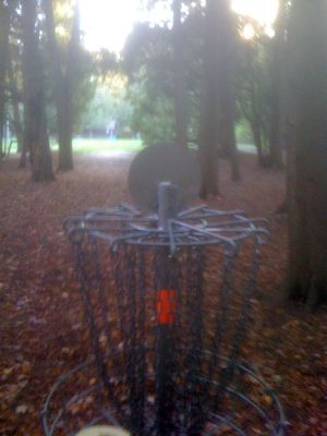 Silver Creek Park, Main course, Hole 15 Reverse (back up the fairway)