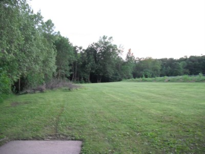 O'Hauser Park, Main course, Hole 10 Long tee pad