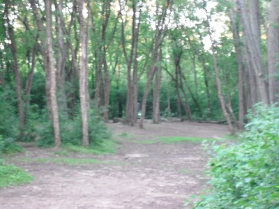 O'Hauser Park, Main course, Hole 2 Tee pad