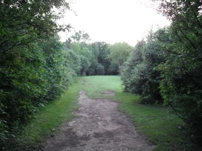 O'Hauser Park, Main course, Hole 6 Tee pad