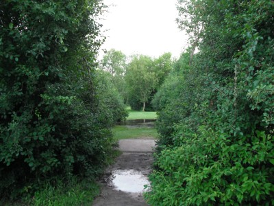 O'Hauser Park, Main course, Hole 4 Long tee pad