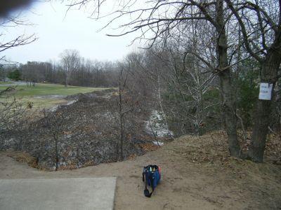 Wakanda Park, Main course, Hole 5
