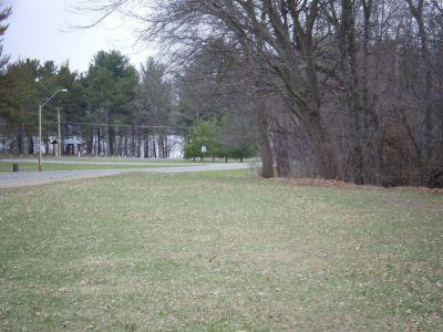 Wakanda Park, Main course, Hole 8 Tee pad