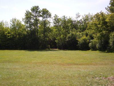 Dretzka Park, Main course, Hole 1 Tee pad