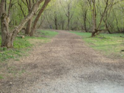 Valley View Park, Main course, Hole 7 Tee pad