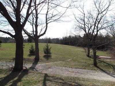 Quarry Park, Main course, Hole 19 Long tee pad