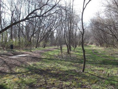 Quarry Park, Main course, Hole 13 Long tee pad