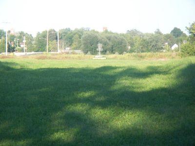 Mahr's Meadow, Main course, Hole 2 Midrange approach
