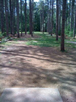 Yulga, Main course, Hole 9