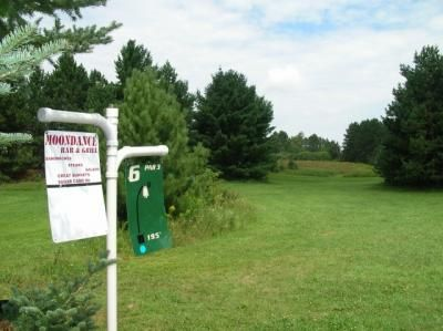 Sugar Camp DGC, Main course, Hole 6 Tee pad