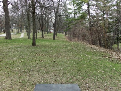 Fireman's Park, Main course, Hole 3