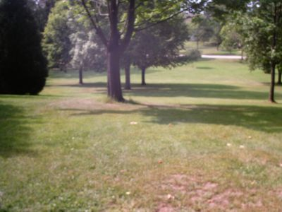 Fireman's Park, Main course, Hole 8 Tee pad