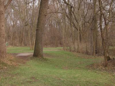 Iowa State University, Stable Run, Hole 13 Long tee pad