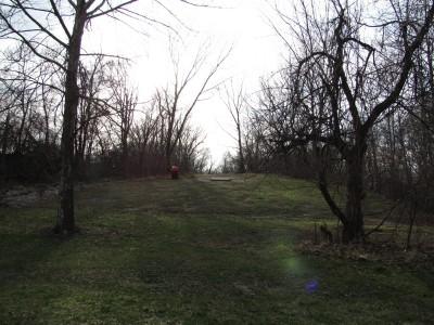Iowa State University, Stable Run, Hole 2 Tee pad