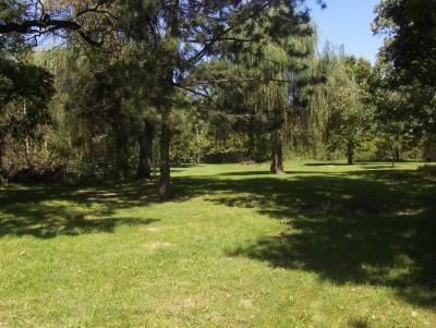 Heritage Park, Main course, Hole 12 Short tee pad