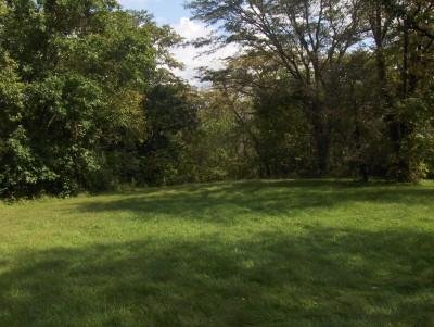 Heritage Park, Main course, Hole 11 Tee pad