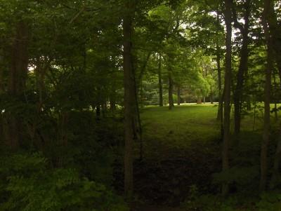 McHose Park, Main course, Hole 18 Short tee pad
