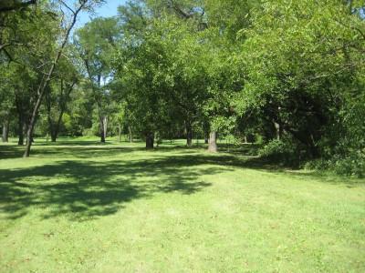 Tourist Park, Main course, Hole 4 Midrange approach
