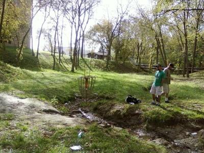 Treasure Cove, Main course, Hole 12 Putt