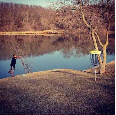 West Lake Park, Main course, Hole 22 Putt