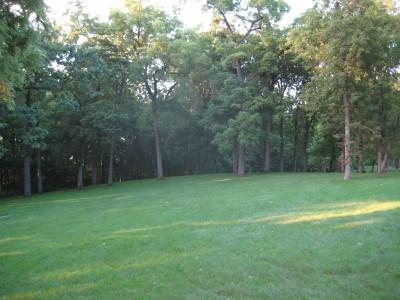 Grandview Park, Main course, Hole 3 Long tee pad