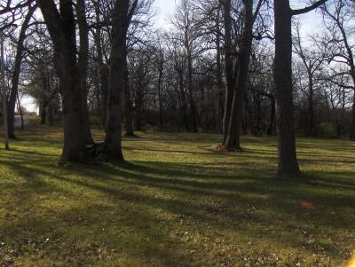 Sheldon Park, Main course, Hole 7 Tee pad