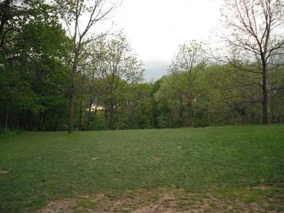 Turkey Creek, Main course, Hole 6 Tee pad