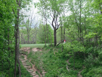 Turkey Creek, Main course, Hole 5 Tee pad