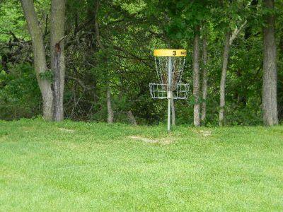 Fuller Park, Main course, Hole 3 Putt