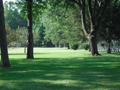 Maytag Park, Main course, Hole 14 Tee pad