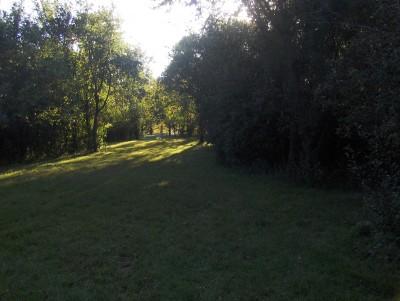 Big Creek State Park, Main course, Hole 12 Midrange approach