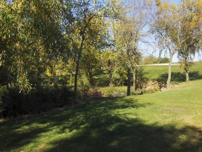 Centennial Park, Main course, Hole 10 Tee pad