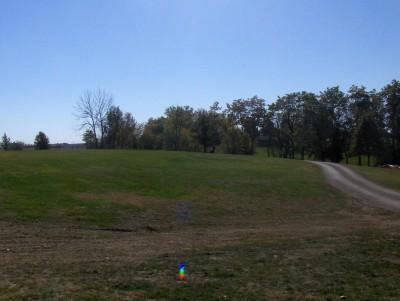Centennial Park, Main course, Hole 11 Tee pad
