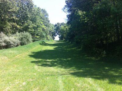 Kensington Metropark, Toboggan Course, Hole 2 Long approach