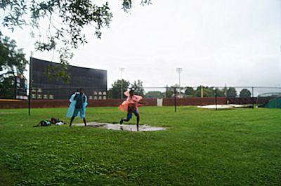 Winthrop University, Gold Championship, Hole 16 Tee pad