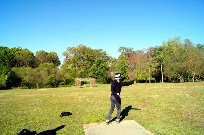 Winthrop University, Gold Championship, Hole 7 Tee pad
